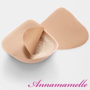 Afdekstofje en folie voor amoena contactprothese