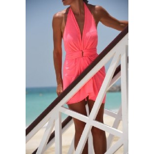 Lemon Mint beach dress